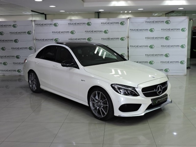 used mercedes benz c class amg c43 4matic for sale in gauteng id 1959181. Black Bedroom Furniture Sets. Home Design Ideas
