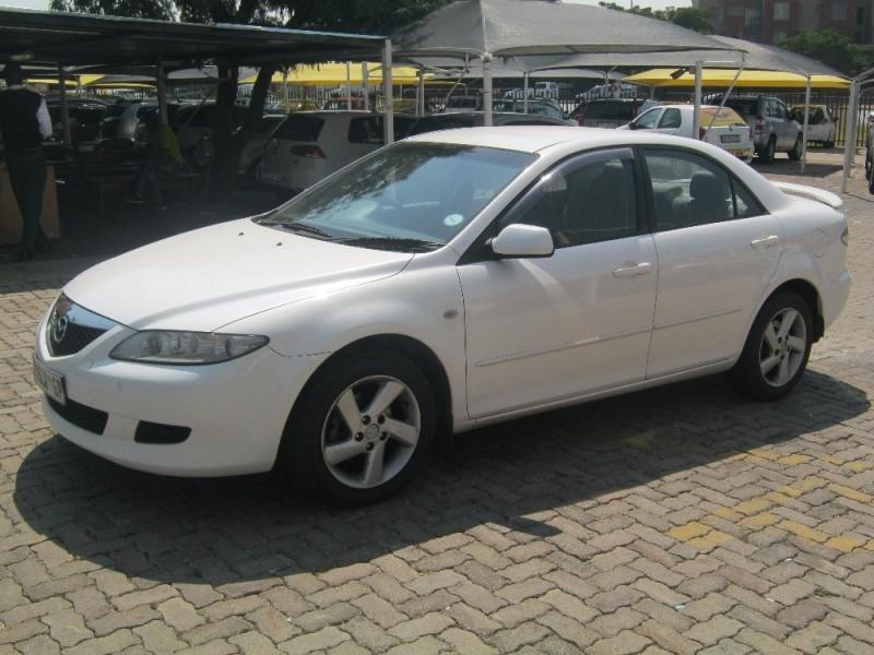 Used Mazda 6 2 3 Dynamic For Sale In Gauteng