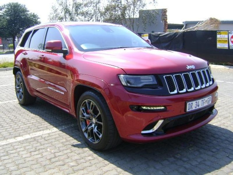 used jeep grand cherokee srt8 for sale in gauteng id 1960639. Black Bedroom Furniture Sets. Home Design Ideas