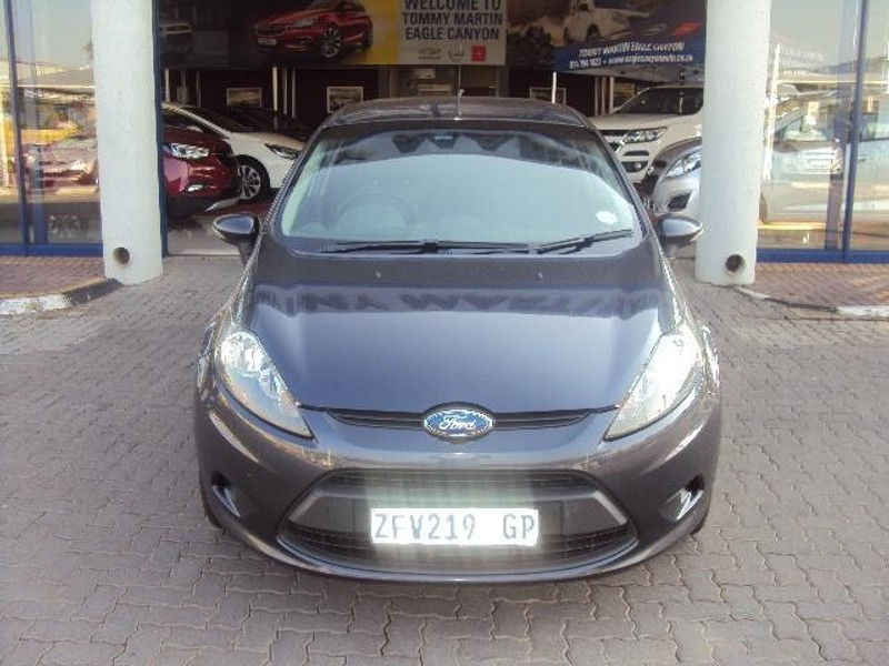 used ford fiesta trend 5dr for sale in gauteng id 1960759. Black Bedroom Furniture Sets. Home Design Ideas