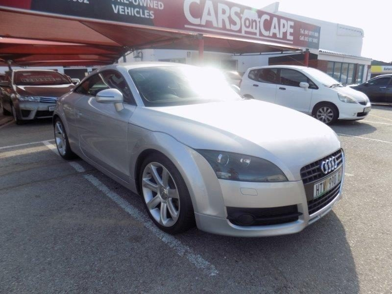 used audi tt fsi coupe for sale in eastern cape. Black Bedroom Furniture Sets. Home Design Ideas