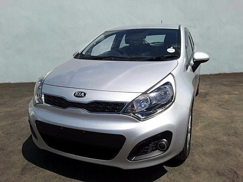 used kia rio 1 4 5dr for sale in gauteng id. Black Bedroom Furniture Sets. Home Design Ideas