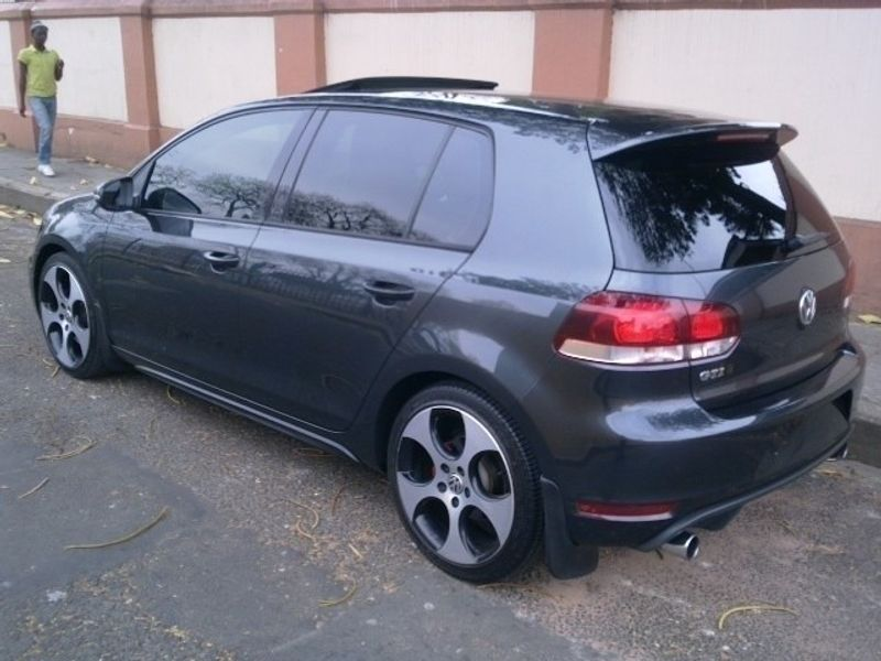 used volkswagen golf vi gti 2 0 tsi dsg for sale in kwazulu natal id 1964409. Black Bedroom Furniture Sets. Home Design Ideas