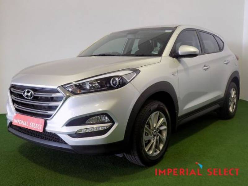 Used Hyundai Tucson 2 0 Premium For Sale In Gauteng Cars