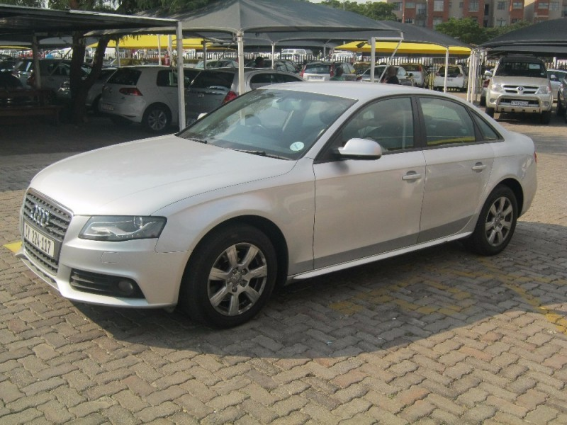 Used audi a4 1 8 t for sale in gauteng id for Audi a4 1 8 t motor for sale