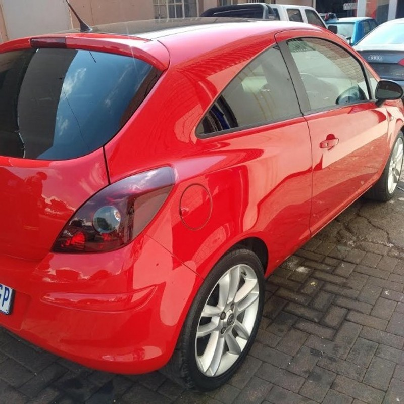 used opel corsa 1 4 sport 3dr for sale in gauteng id 1969733. Black Bedroom Furniture Sets. Home Design Ideas