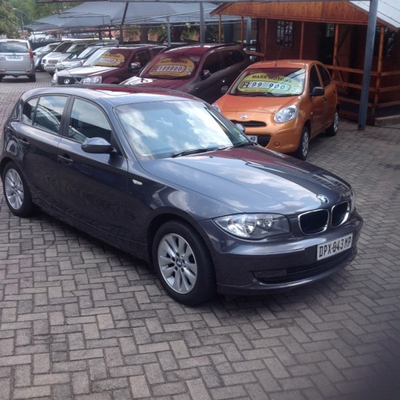 Bmw 120d: Used BMW 1 Series 120d A/t (e87) For Sale In Mpumalanga