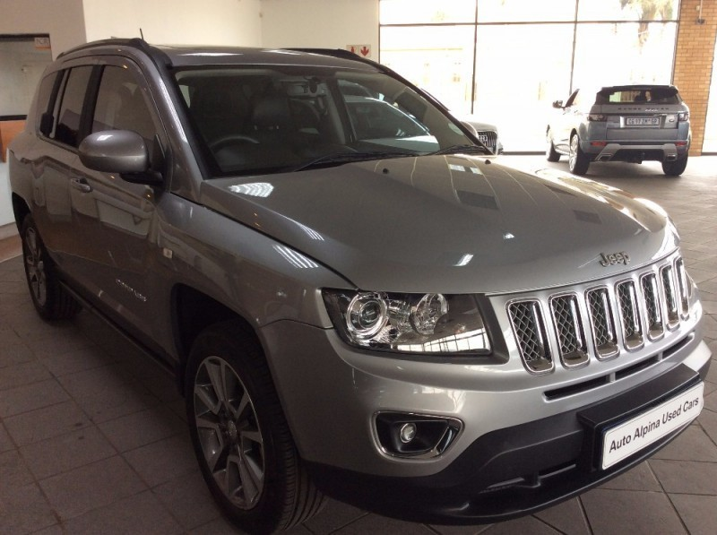 used jeep compass 2015 jeep compass 2 0 cvt ltd auto for sale in gauteng id 1972303. Black Bedroom Furniture Sets. Home Design Ideas