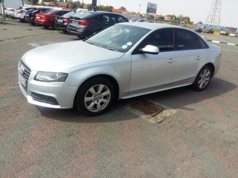 used audi a4 2 0 tdi attraction b8 for sale in gauteng id 1972485. Black Bedroom Furniture Sets. Home Design Ideas