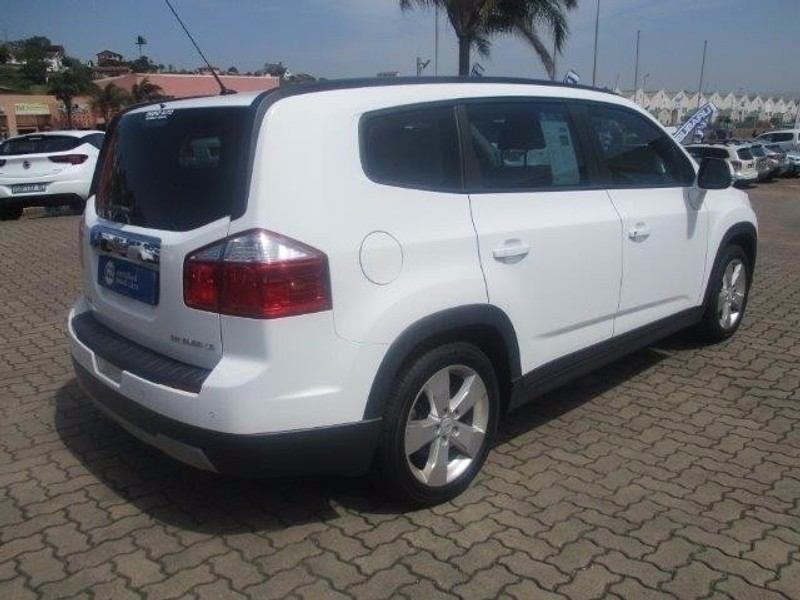 Used chevrolet orlando 1 8 ls 7 seater for sale in for Electric motor repair orlando