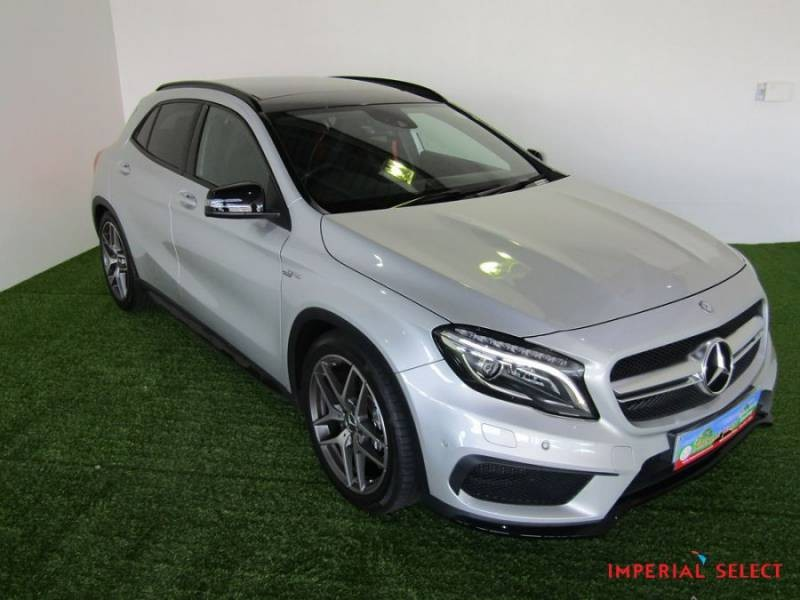 used mercedes benz gla class 45 amg for sale in western cape id 1974383. Black Bedroom Furniture Sets. Home Design Ideas