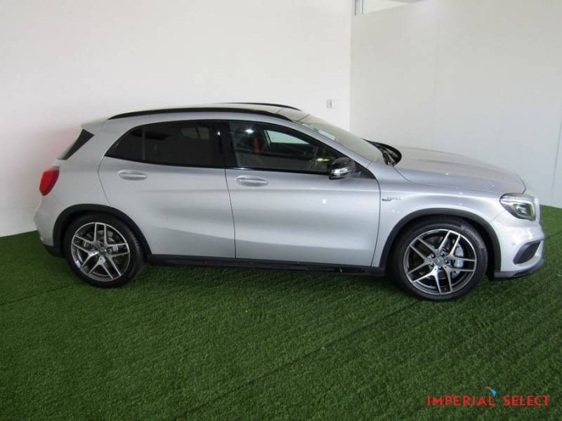 Used mercedes benz gla class 45 amg for sale in western for Mercedes benz gla 45 amg for sale