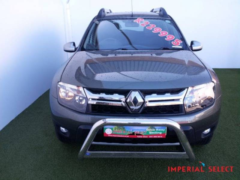 used renault duster 1 6 dynamique for sale in western cape id 1974445. Black Bedroom Furniture Sets. Home Design Ideas