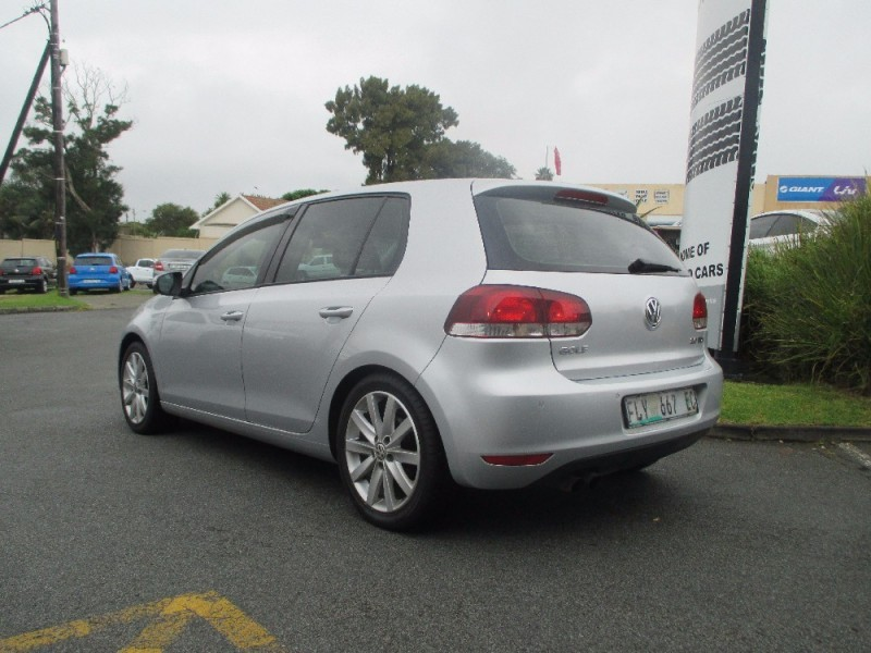 Used Volkswagen Golf Vi 2 0 Tdi Highline For Sale In
