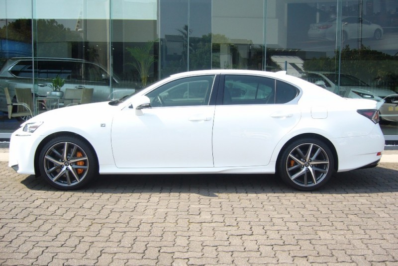 used lexus gs 350 f sport for sale in kwazulu natal id 1975037. Black Bedroom Furniture Sets. Home Design Ideas