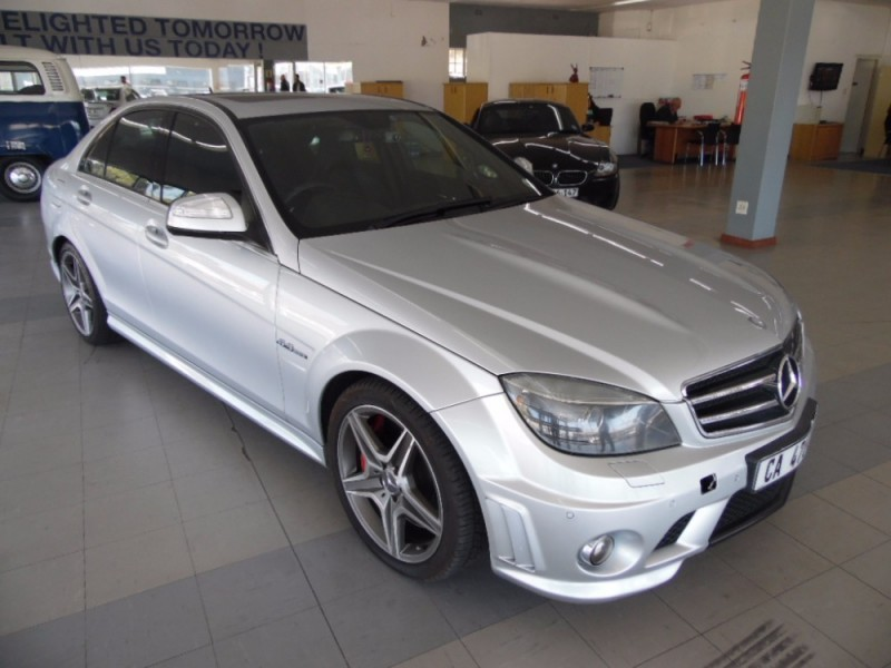 Used mercedes benz c class c63 amg for sale in western for 2008 mercedes benz c class for sale