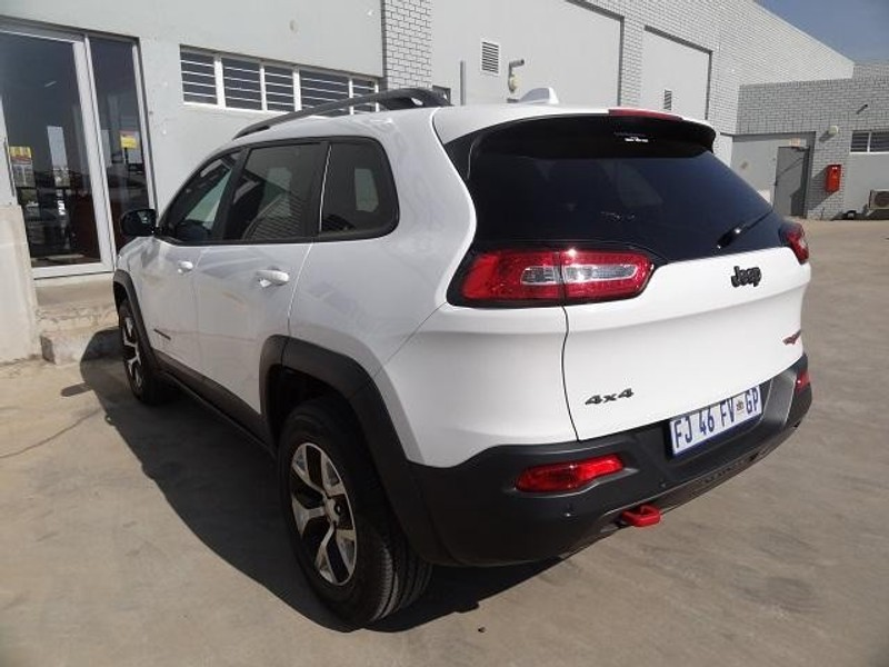 used jeep cherokee 3 2 trailhawk auto for sale in gauteng id 1975455. Black Bedroom Furniture Sets. Home Design Ideas