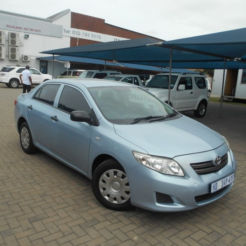 Used Toyota Corolla 1.3 Impact For Sale In Kwazulu Natal