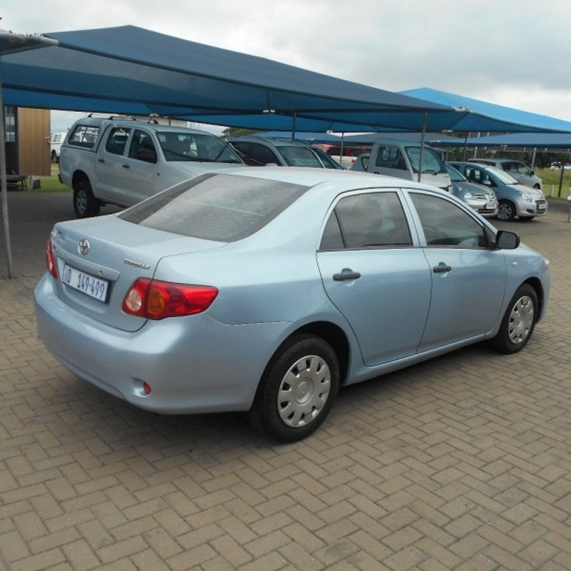 2010 Toyota Camry For Sale: Used Toyota Corolla 1.3 Impact For Sale In Kwazulu Natal