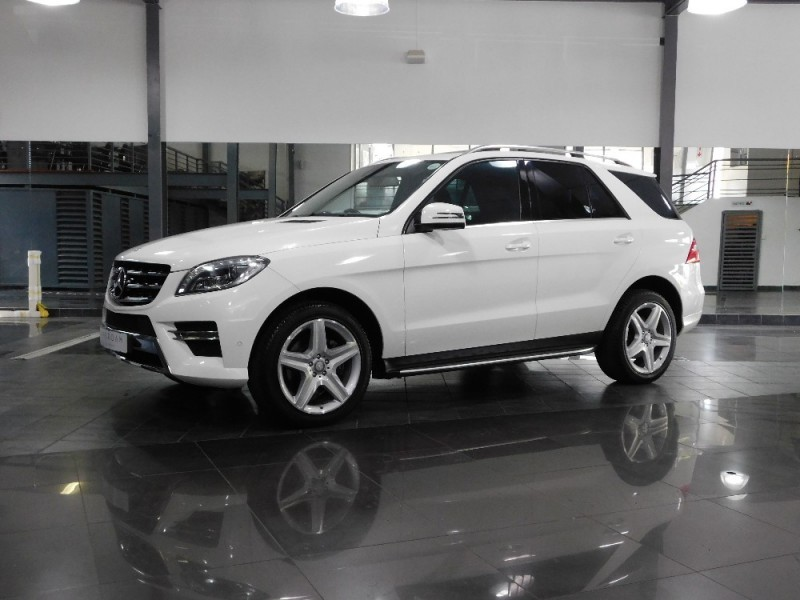 used mercedes benz m class ml 350 bluetec for sale in gauteng id 1976645. Black Bedroom Furniture Sets. Home Design Ideas