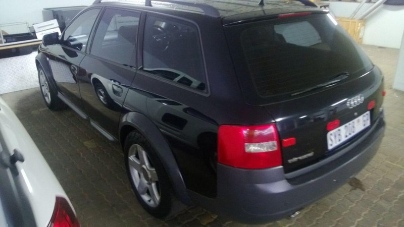 used audi a6 allroad quattro a t for sale in gauteng id 1976785. Black Bedroom Furniture Sets. Home Design Ideas