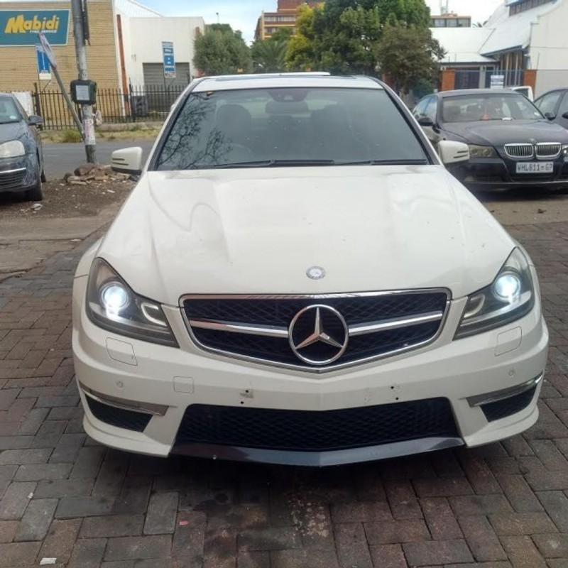 Used Mercedes Benz Houston: Used Mercedes-Benz C-Class AMG Coupe C63 For Sale In