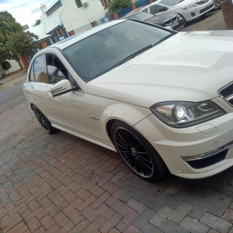 Used Mercedes Benz C Class Amg Coupe C63 For Sale In