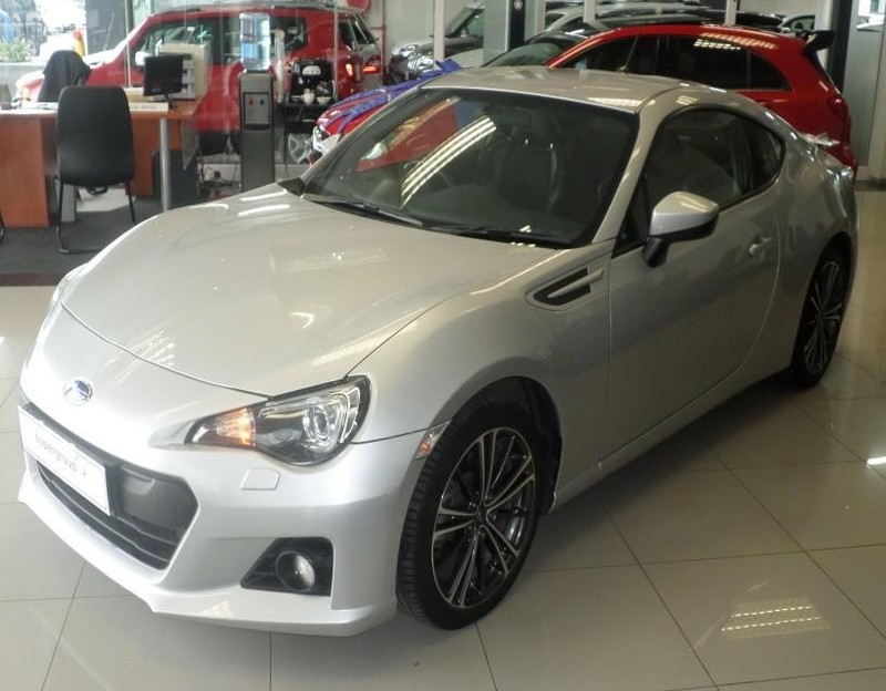 used subaru brz 2 0 for sale in gauteng id 1977379. Black Bedroom Furniture Sets. Home Design Ideas