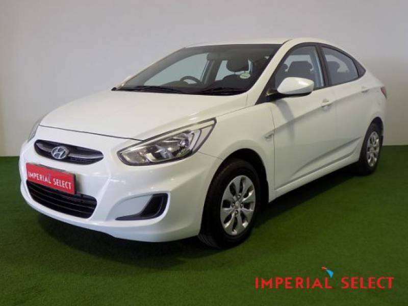 Used Hyundai Accent 1 6 Gl For Sale In Gauteng Cars Co