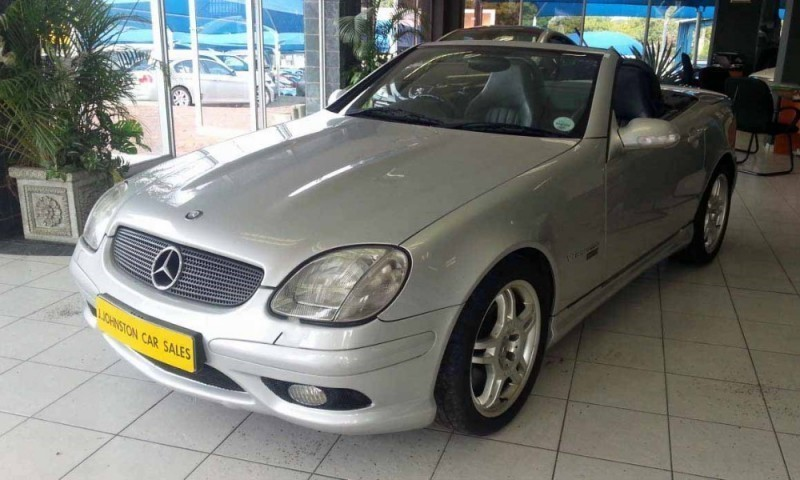 used mercedes benz slk class slk 32 amg for sale in gauteng id 1978477. Black Bedroom Furniture Sets. Home Design Ideas