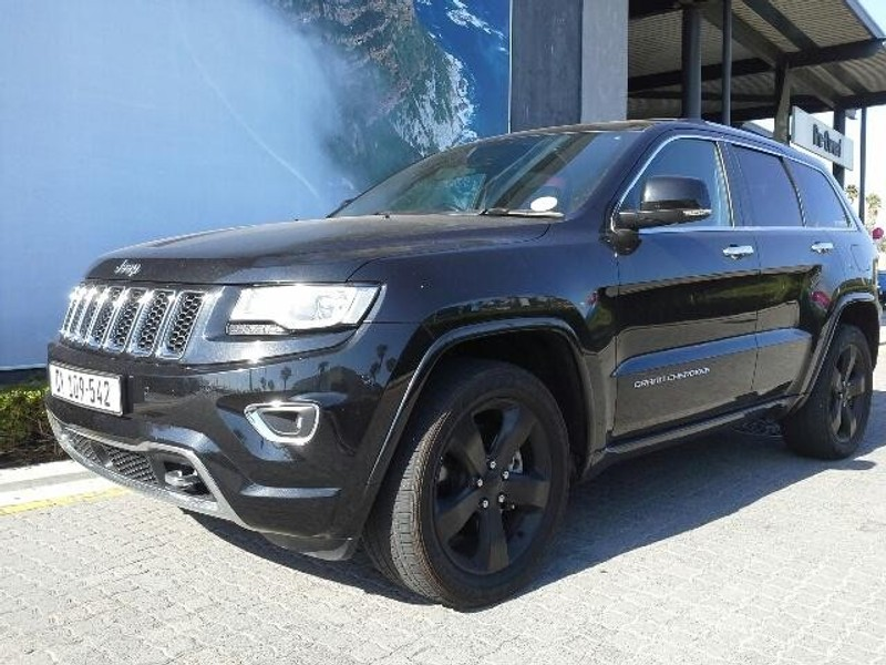 used jeep grand cherokee 3 6 overland for sale in western cape id 1978943. Black Bedroom Furniture Sets. Home Design Ideas