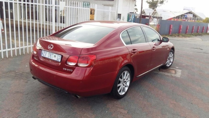 used lexus gs 300 for sale in gauteng id 1979133. Black Bedroom Furniture Sets. Home Design Ideas