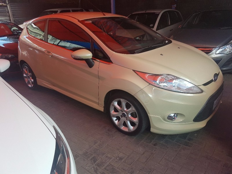 used ford fiesta trend 3dr for sale in gauteng id 1980573. Black Bedroom Furniture Sets. Home Design Ideas