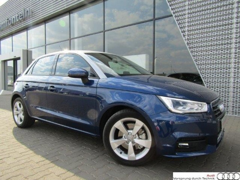 used audi a1 sportback fsi se for sale in free state id 1980751. Black Bedroom Furniture Sets. Home Design Ideas