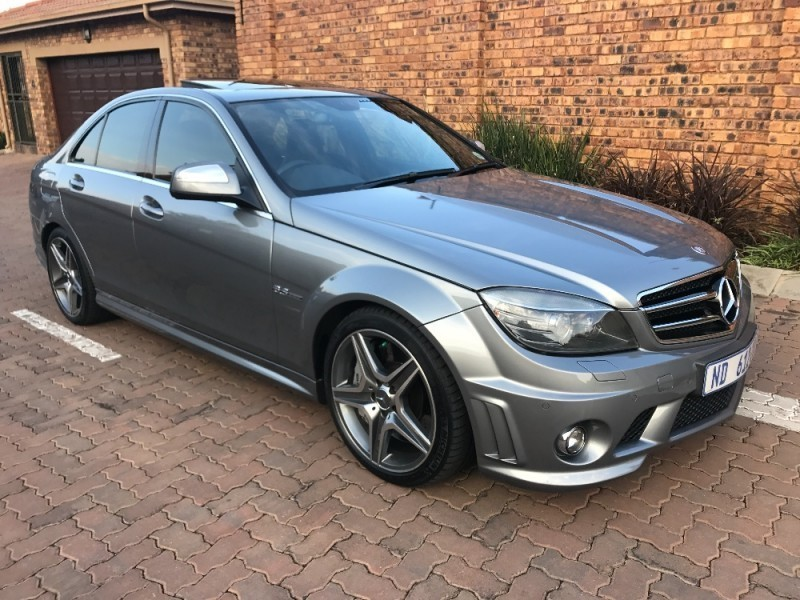 used mercedes benz c class c63 amg for sale in gauteng id 1980963. Black Bedroom Furniture Sets. Home Design Ideas