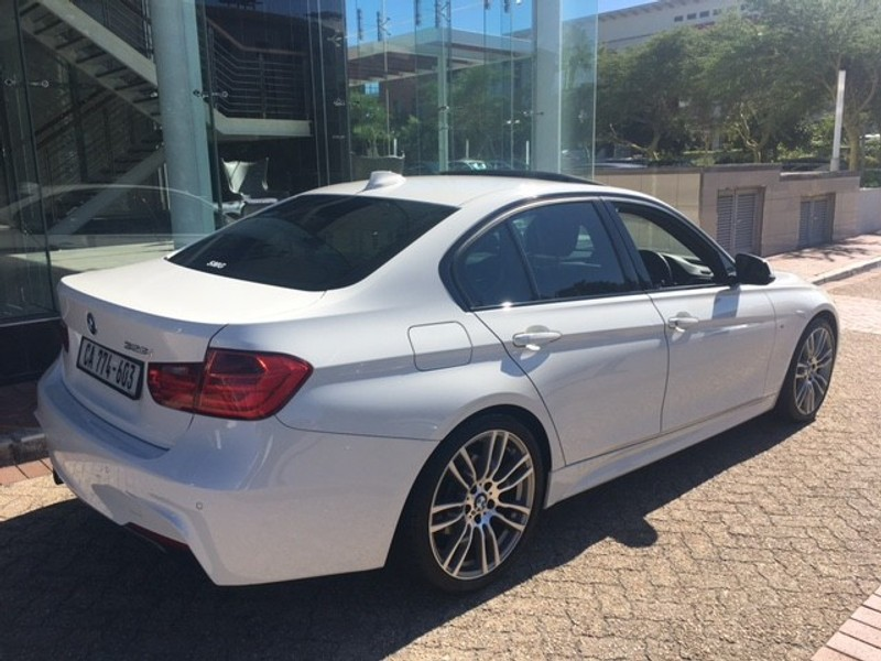 used bmw 3 series 328i m sport line a t f30 for sale in western cape id 1981023. Black Bedroom Furniture Sets. Home Design Ideas