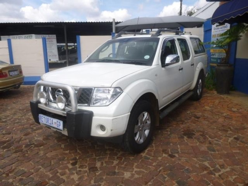 used nissan navara 4 0 v6 4x4 p u d c for sale in gauteng id 1981431. Black Bedroom Furniture Sets. Home Design Ideas