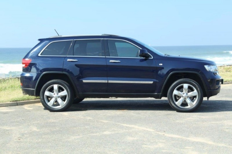 used jeep grand cherokee 3 0 crd overland for sale in. Black Bedroom Furniture Sets. Home Design Ideas