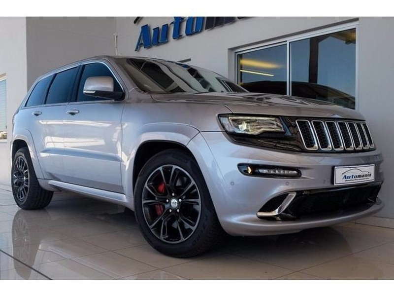 used jeep grand cherokee 2014 jeep grand cherokee srt for sale in gauteng id 1981801. Black Bedroom Furniture Sets. Home Design Ideas