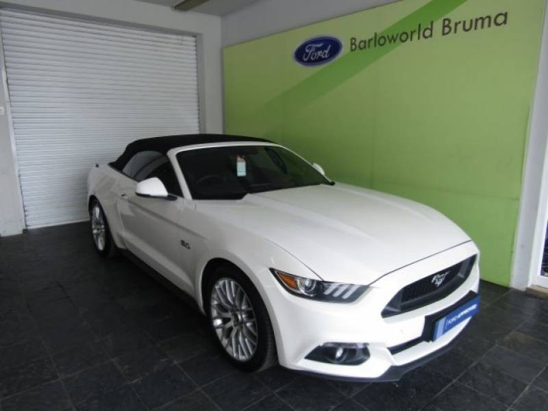 used ford mustang 5 0 gt convertible auto for sale in gauteng id 1981939. Black Bedroom Furniture Sets. Home Design Ideas