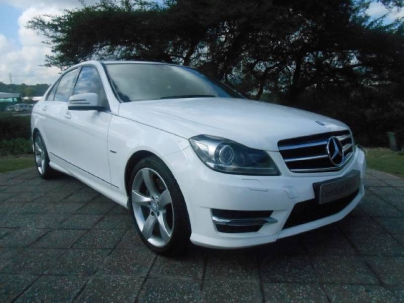 used mercedes benz c class c300 avantgarde auto for sale in mpumalanga id 1982425. Black Bedroom Furniture Sets. Home Design Ideas