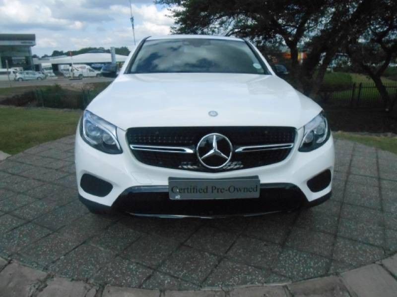 Used mercedes benz glc coupe 220d exclusive for sale in for Mercedes benz 220d for sale