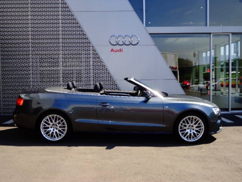 used audi a5 cabriolet 1 8tfsi multi for sale in kwazulu natal id 1983009. Black Bedroom Furniture Sets. Home Design Ideas