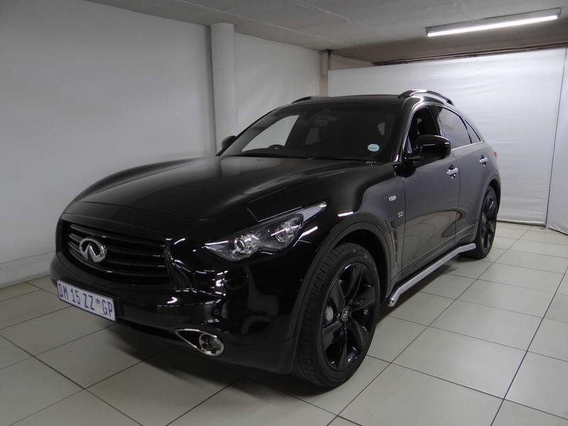 used infiniti qx70 fx50 s premium for sale in gauteng id 1985305. Black Bedroom Furniture Sets. Home Design Ideas
