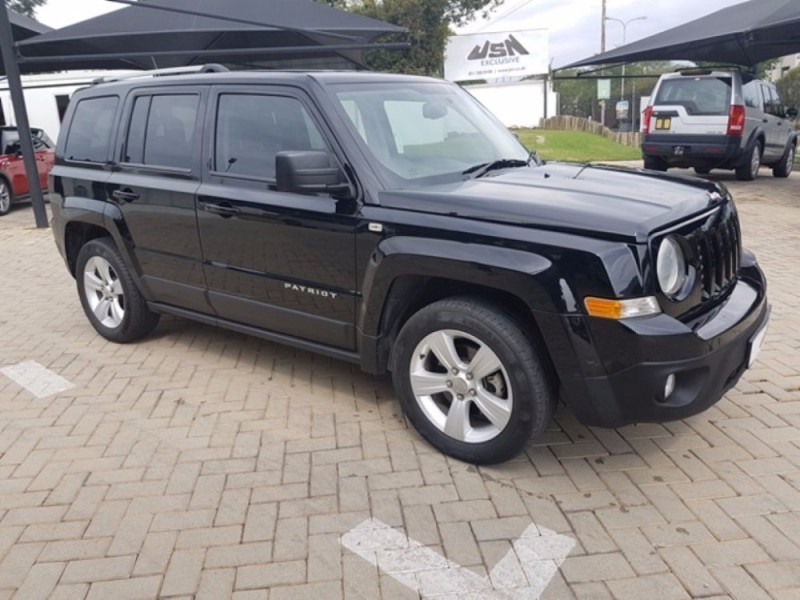 used jeep patriot 2 4 limited cvt a t for sale in gauteng