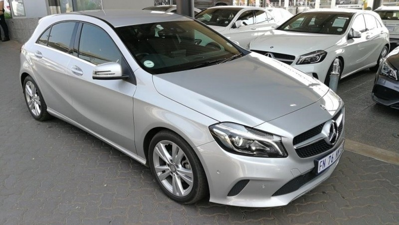 used mercedes benz a class a 200d urban auto for sale in gauteng id 1985711. Black Bedroom Furniture Sets. Home Design Ideas