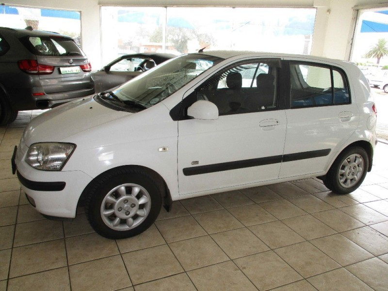 used hyundai getz 1 5 crdi hs for sale in free state id 1985783. Black Bedroom Furniture Sets. Home Design Ideas