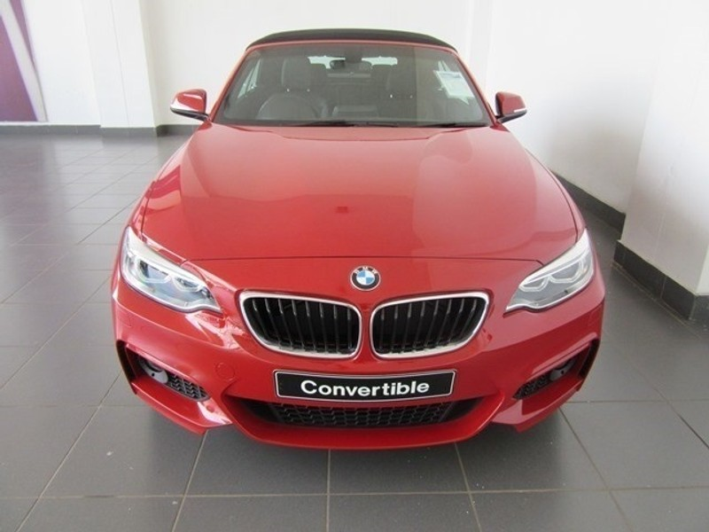 Used Bmw 2 Series 220i Convertible M Sport Auto F23 For