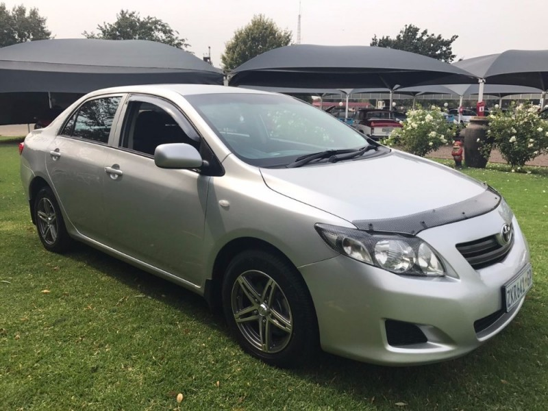 used toyota corolla 1 6 professional for sale in gauteng id 1986779. Black Bedroom Furniture Sets. Home Design Ideas