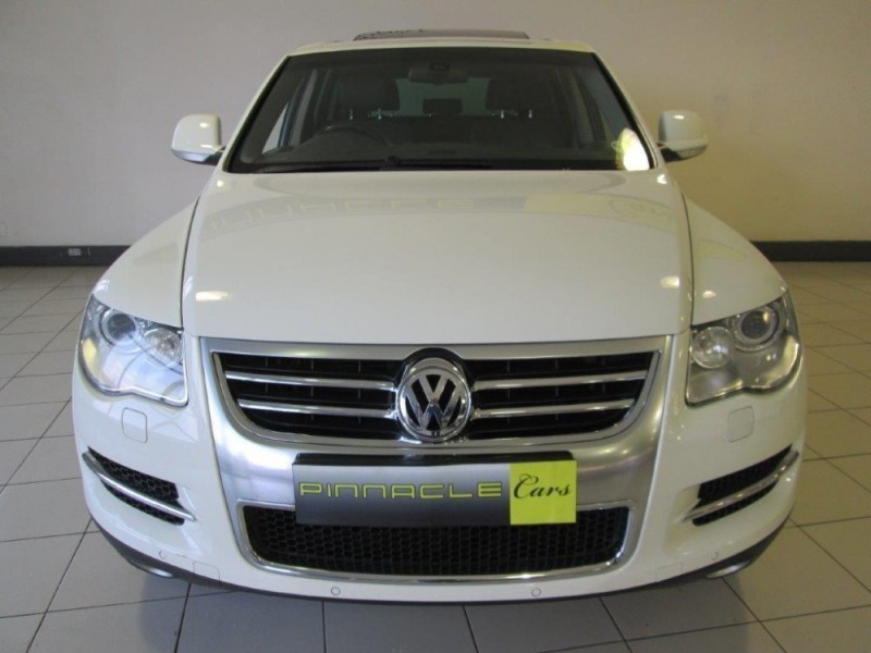used volkswagen touareg 5 0 v10 tdi auto f l for sale in gauteng id 1987395. Black Bedroom Furniture Sets. Home Design Ideas